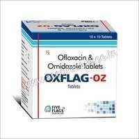 Ofloxacin & Ornidazole Tablets