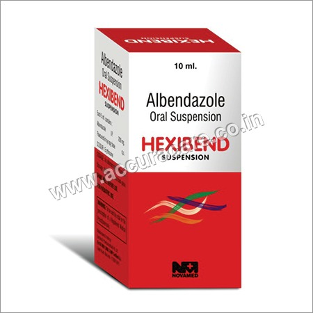 Albendazole Oral Suspension