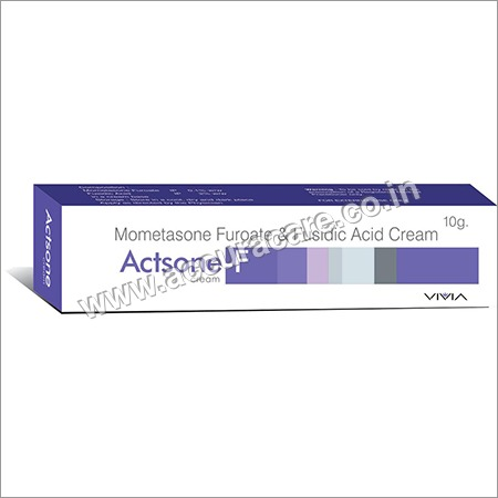 Mometasone Furoate and Fusidic Acid Cream