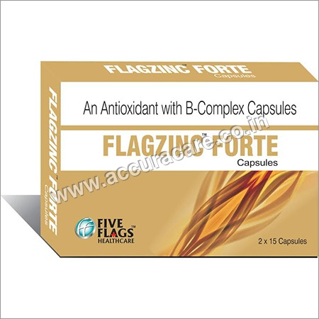 An Antioxidant with B Complex Capsules