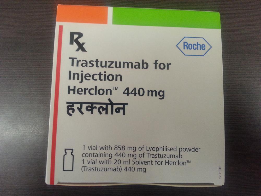 Trastuzumab 440mg (Herclon)