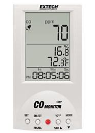 Desktop CO (Carbon Monoxide) Monitor