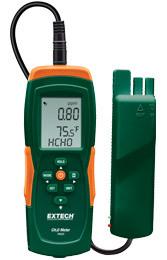 Formaldehyde (CH2O or HCHO) Meter
