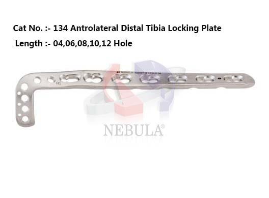 Anterolateral Distaltibia Locking Plate ( Left & R