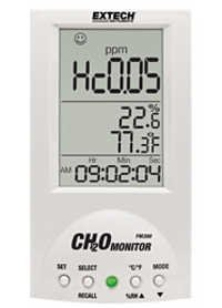 Desktop Formaldehyde (CH2O or HCHO) Monitor