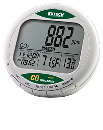 Desktop Indoor Air Quality CO2 Monitor/Datalogger