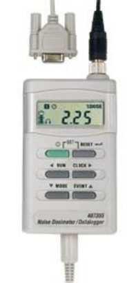 Noise Dosimeter/Datalogger with PC Interface