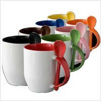 Sublimation Spoon Mugs