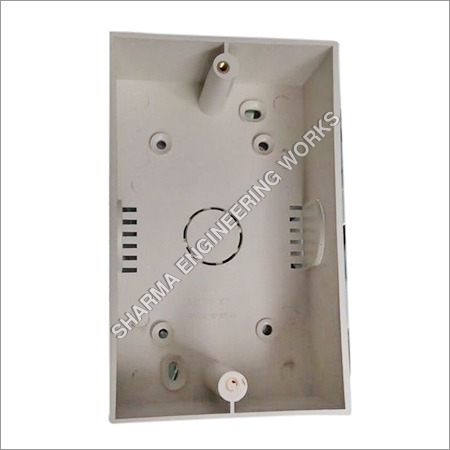 Plastic Electrical Switch Boxes