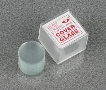 Cover Slips 18 mm Round or Square
