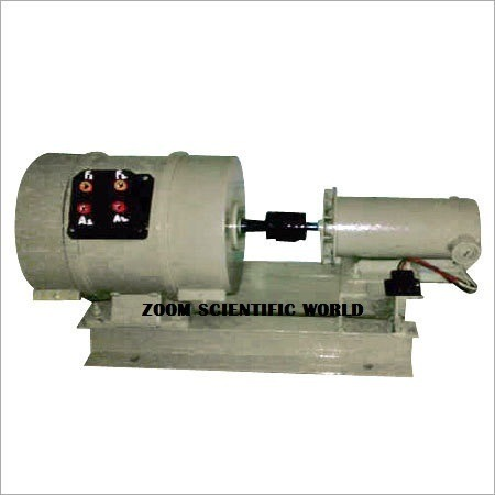 Motor-With-Techo-Generator