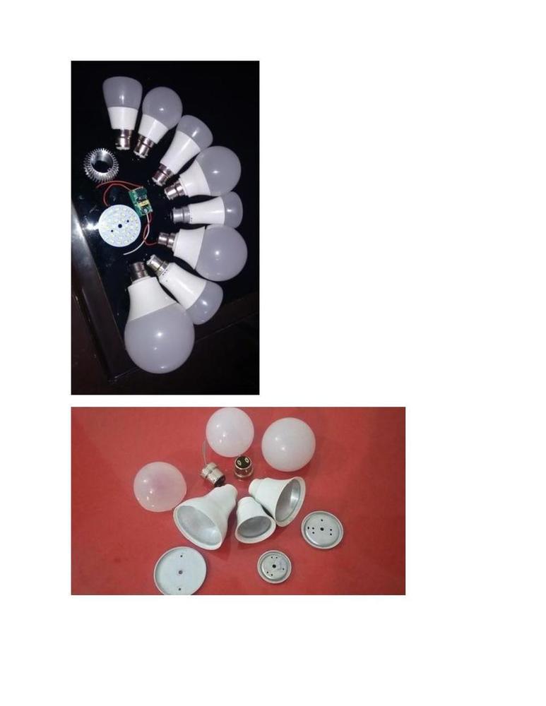 LED IC Based Bulb Raw Material