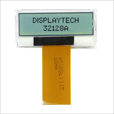 128x32 Dot Matrix LCD Displays