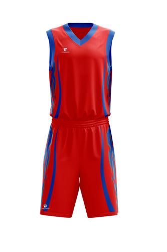 Custom Basketball uniform