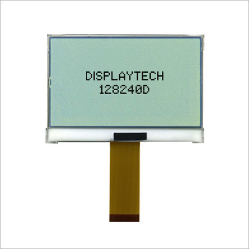 240x128 Dot Matrix LCD Displays