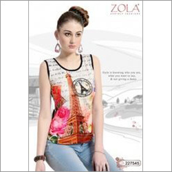 Latest Printed Tops