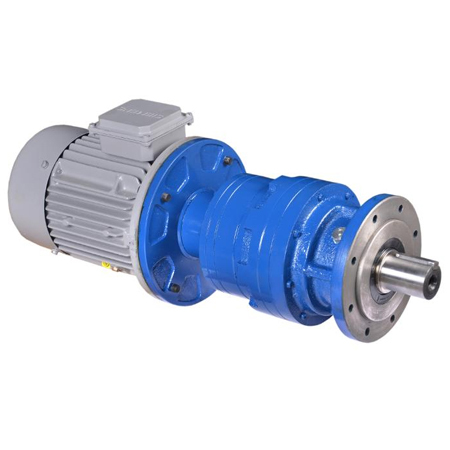 Flange Mounted Planetary Geared Motor
