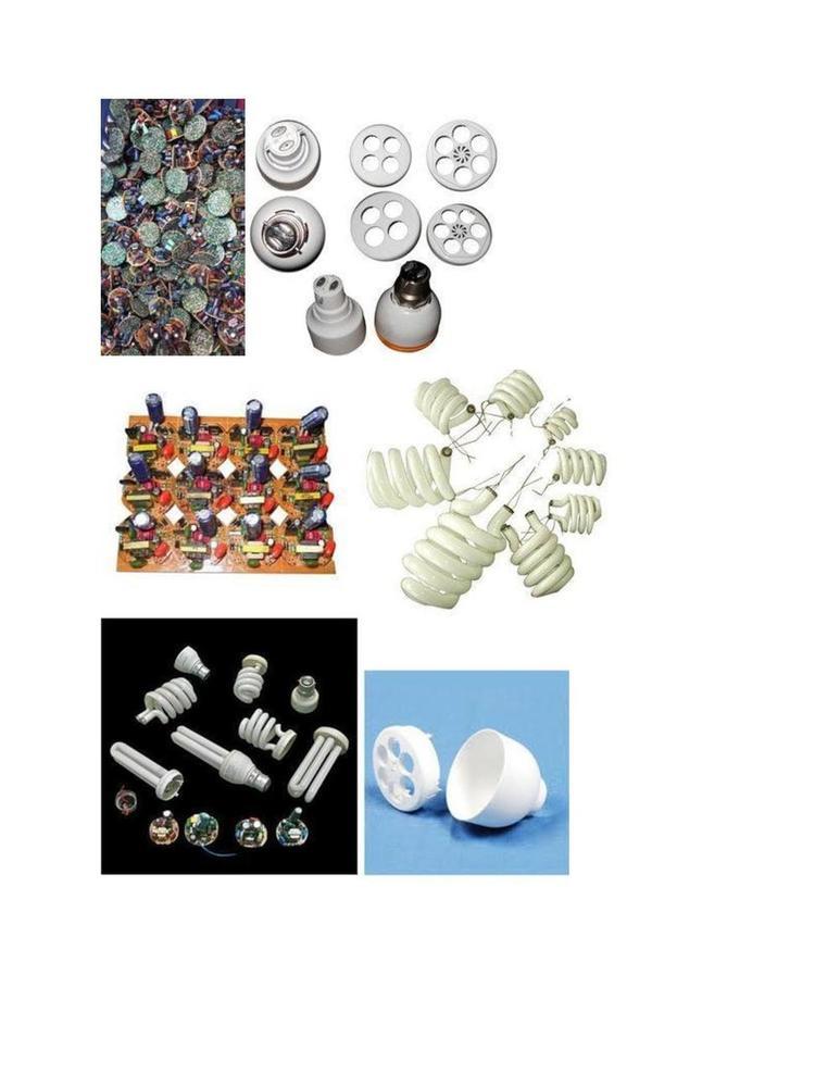 CFL Raw Material