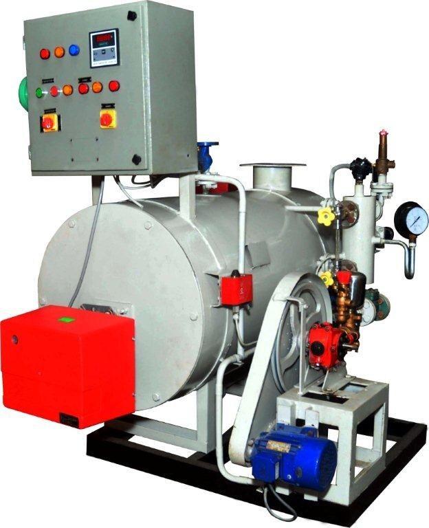 Baby Steam Boilers