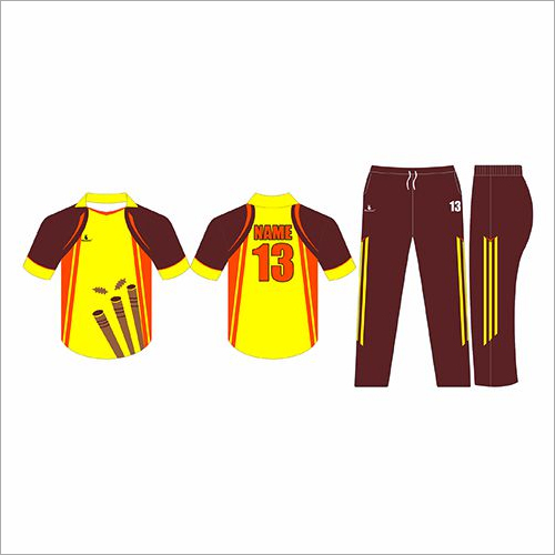 Custom Made Cricket Uniforms