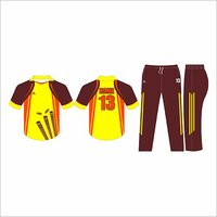 Custom Made Cricket Uniforms