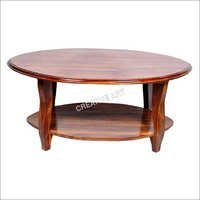 Creative Art Houston Sheesham Wood Coffee Table