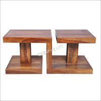 Creative Art Fresno Sheesham Wood Coffee Table