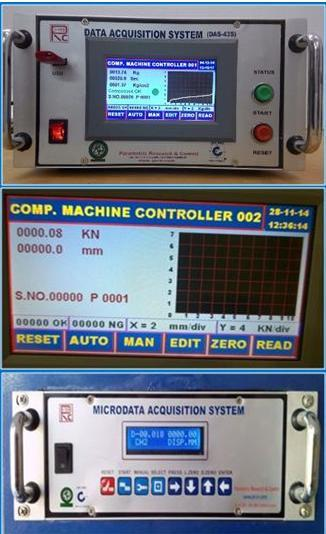 Load Data Acquisition System