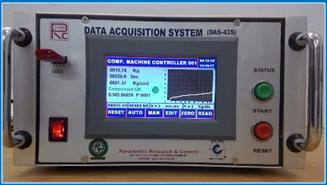 Data Acquisition System (HMI Touchscreen Type)