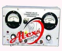 Triode Characteristics Apparatus
