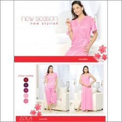 Trendy Ladies Bedroom Nighty