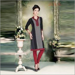 Girls Cotton Kurtis