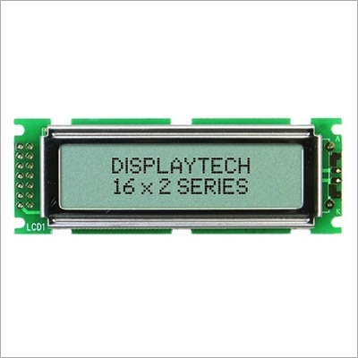 16x2 Character LCD Display Module