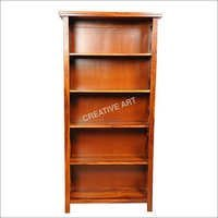 Wooden Houston Bookcases