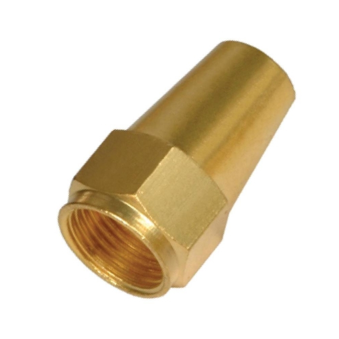 Brass Flare Long Series Nut