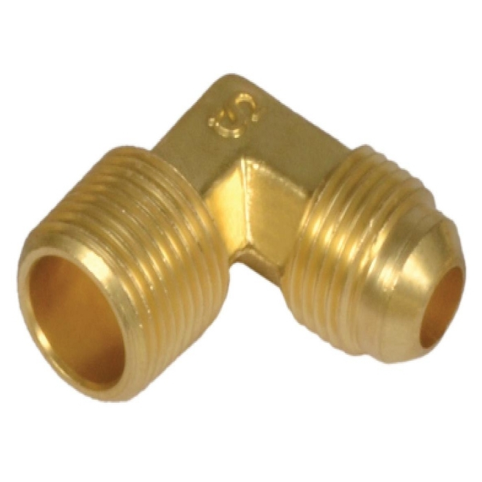 Brass Flare Male Elbow