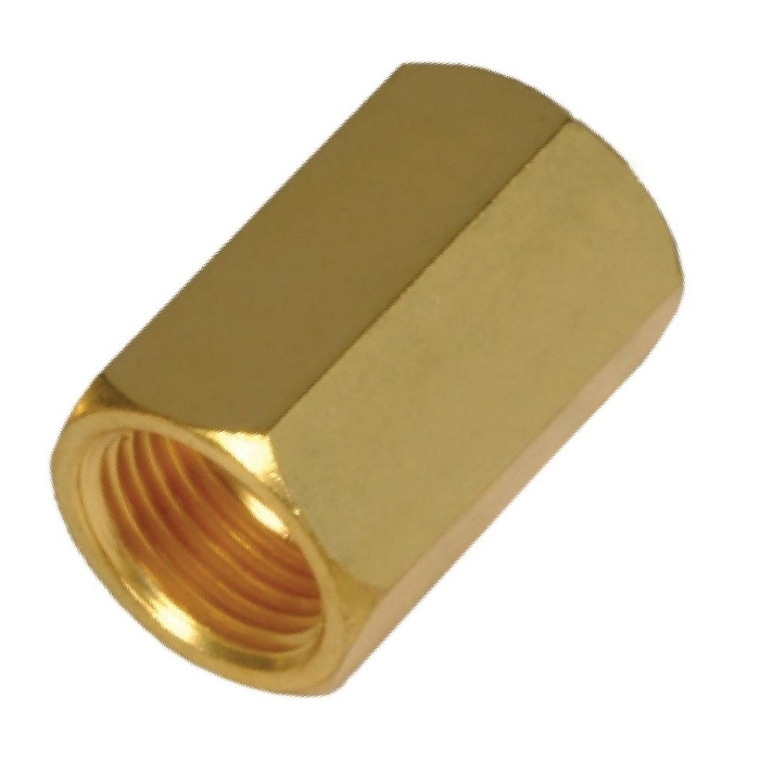 Brass Flare Union Female To Female