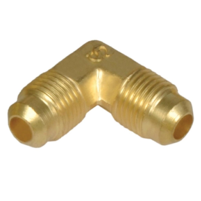 Brass Flare Union Elbow