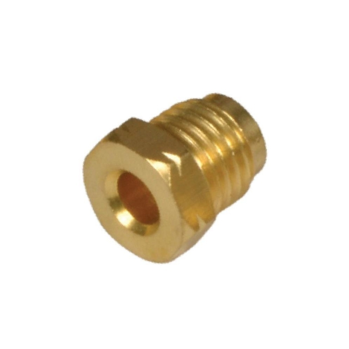 Brass Inverted Flare Nut