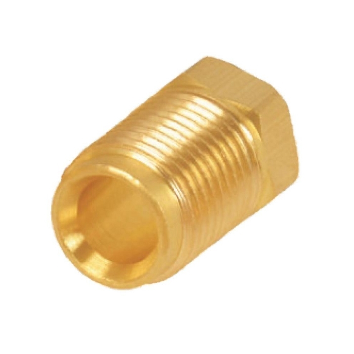 Brass Inverted Flare Long Nut