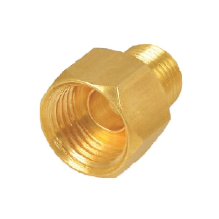 Brass Inverted Flare Male Adapter