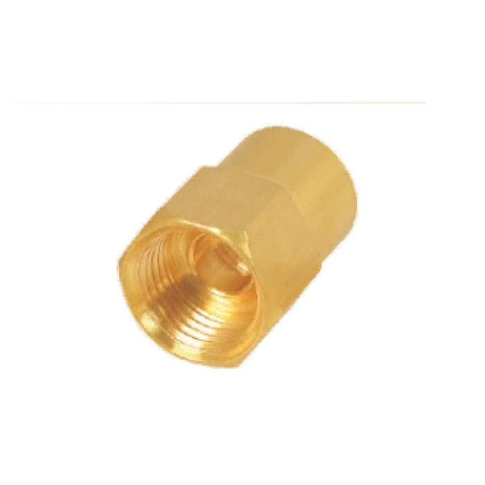 Brass Inverted Flare Female Adapter