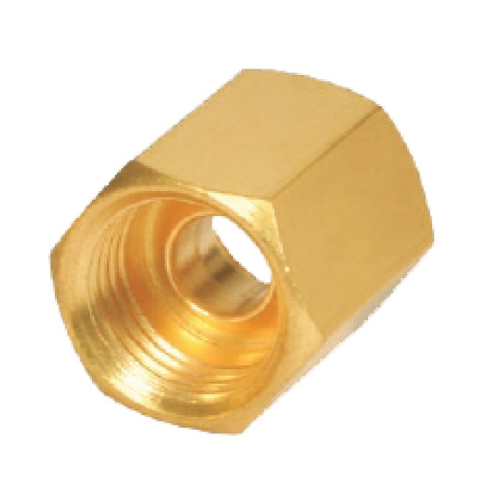 Brass Inverted Flare Union