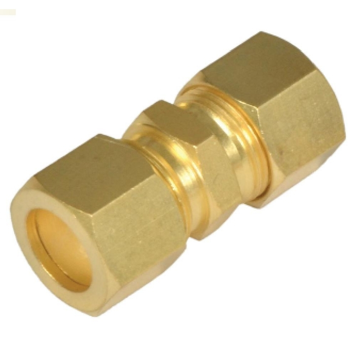 Brass Compression Double Union