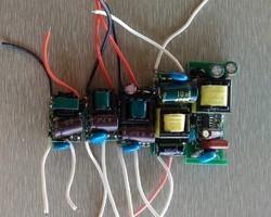 LED-Bulb-Drivers 3W to 12W