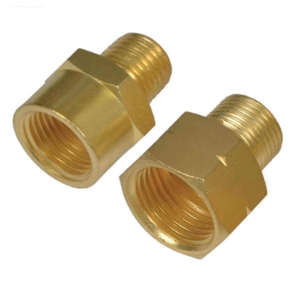 Brass Pipe Male Female Adapter