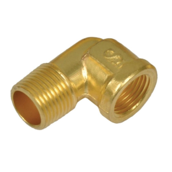 Brass Pipe Forged Female Elbow