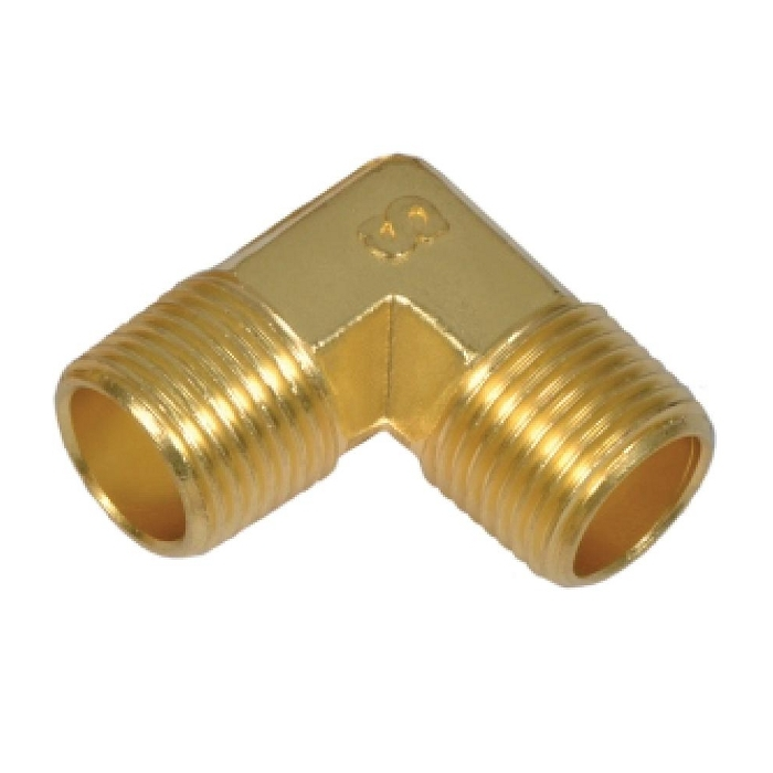Brass Pipe Forged Male Elbow