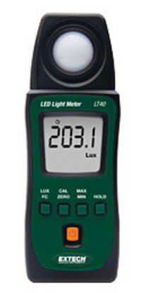 LED Light Meter