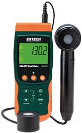 UVA/UVC Light Meter/Datalogger